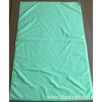 Microfiber car wash towel